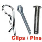 Clips / Pins